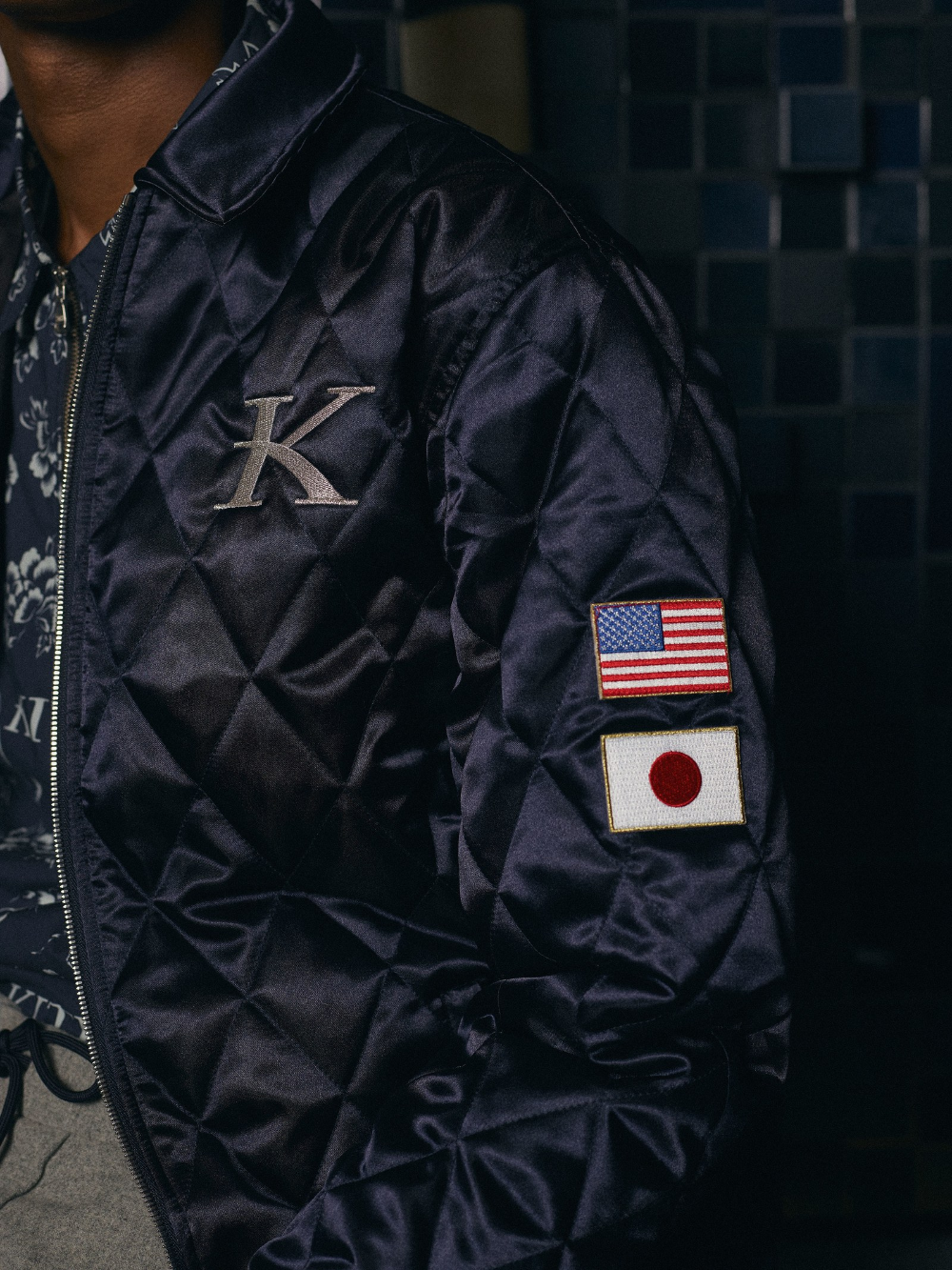 Kith S Ronnie Fieg On His Nobu Collaboration And His Go To Sushi Order Kith Herschel Heritage Backpack Nobu [ 1333 x 1000 Pixel ]