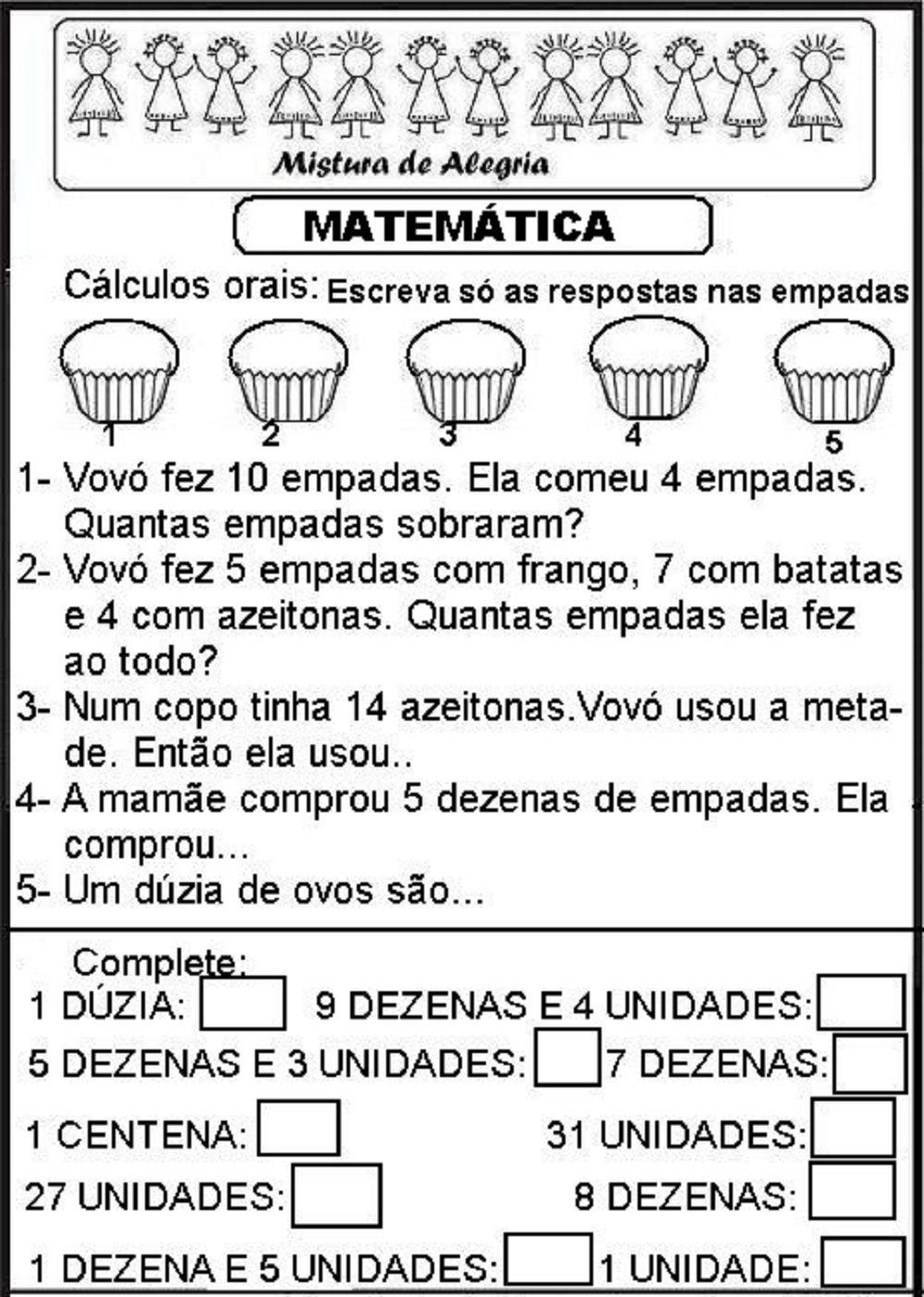 Resultado De Imagem Para Matematica Mistura De Alegria Com