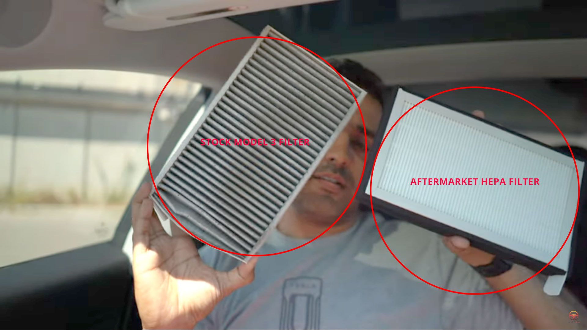 How to replace your Tesla Model 3 air filters and install