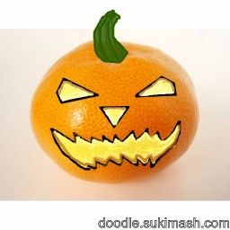 Halloween 落書き By Katya 落書き