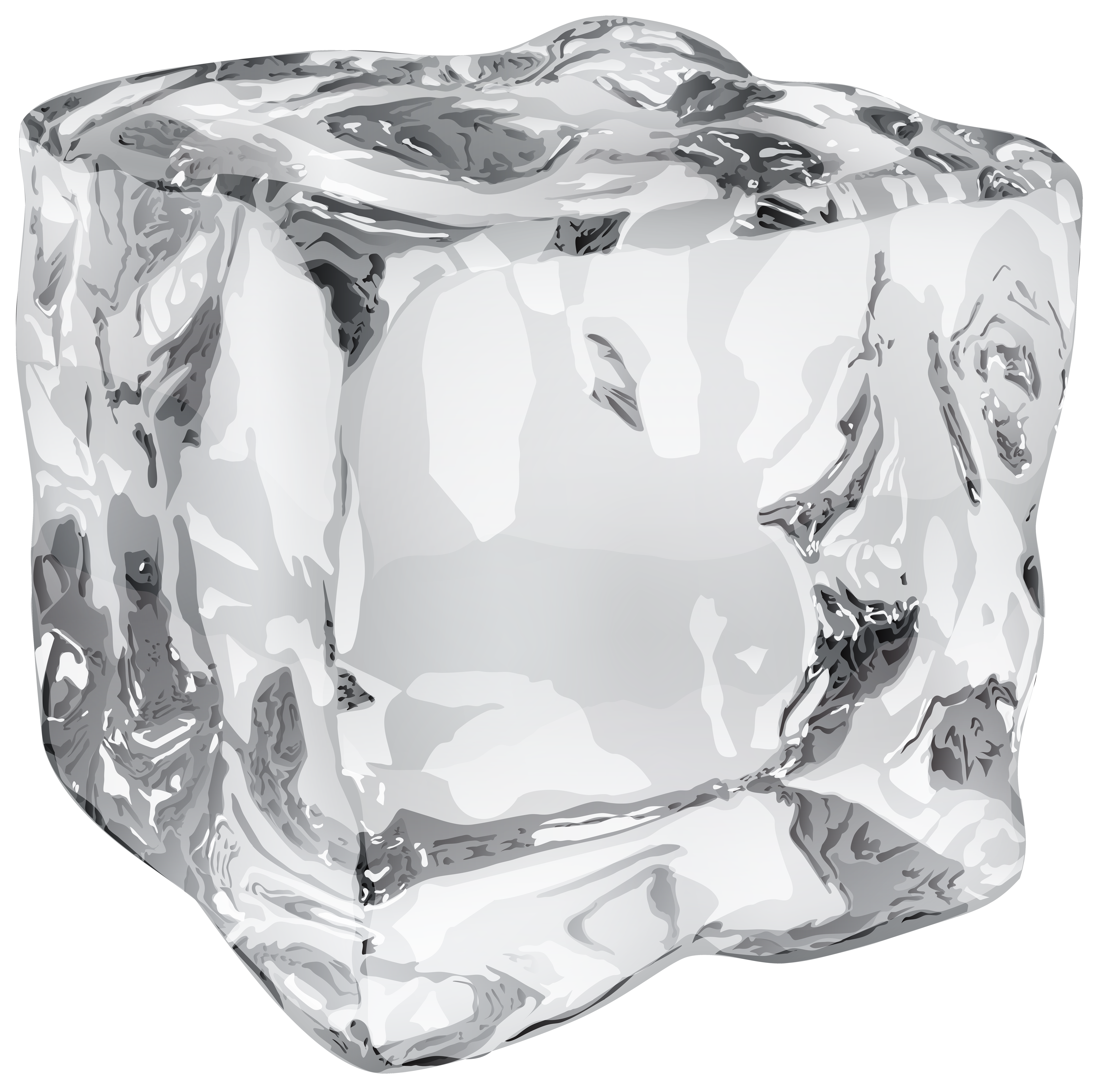 Ice Cube Clipart 2 Ice Png Ice Cube Drawing Ice Cube Clipart