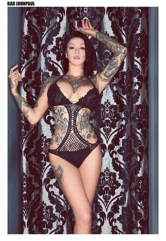 STORMY™ | Hot brunette, Girl, Girl tattoos