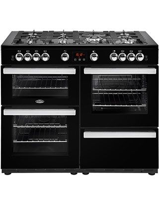 Belling 444444101 This Brand New Free Standing Range