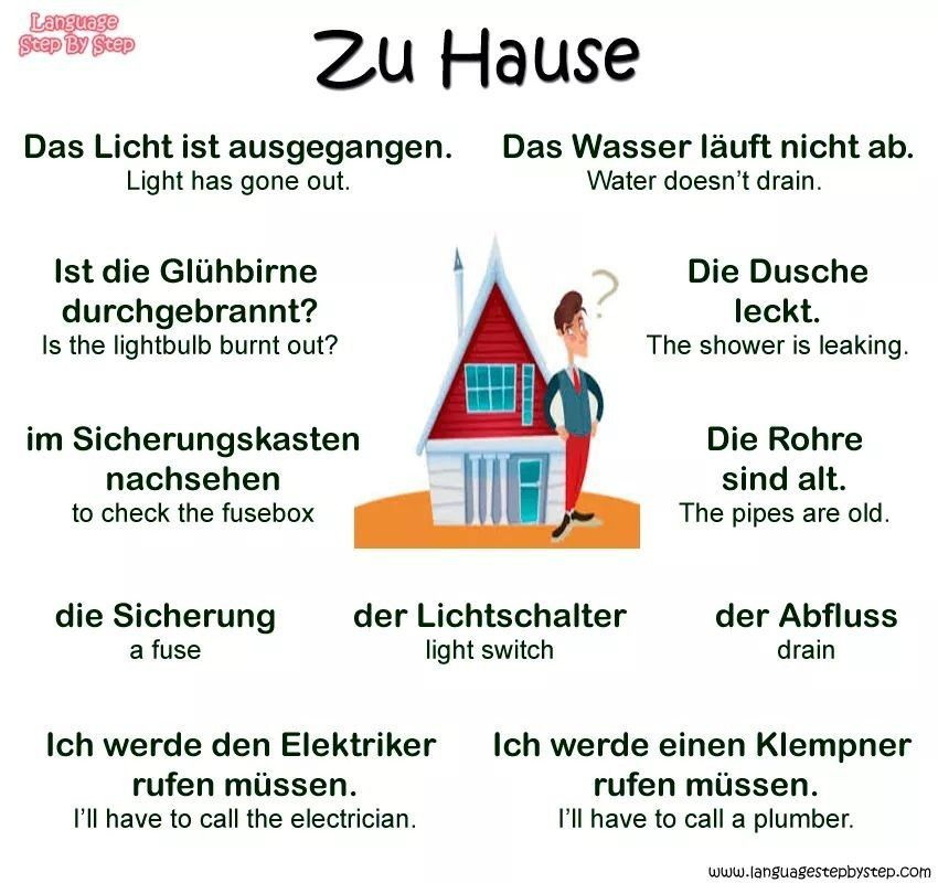 Zu Haus Hausunterricht Piercing German Language German Language Learning Germany Language
