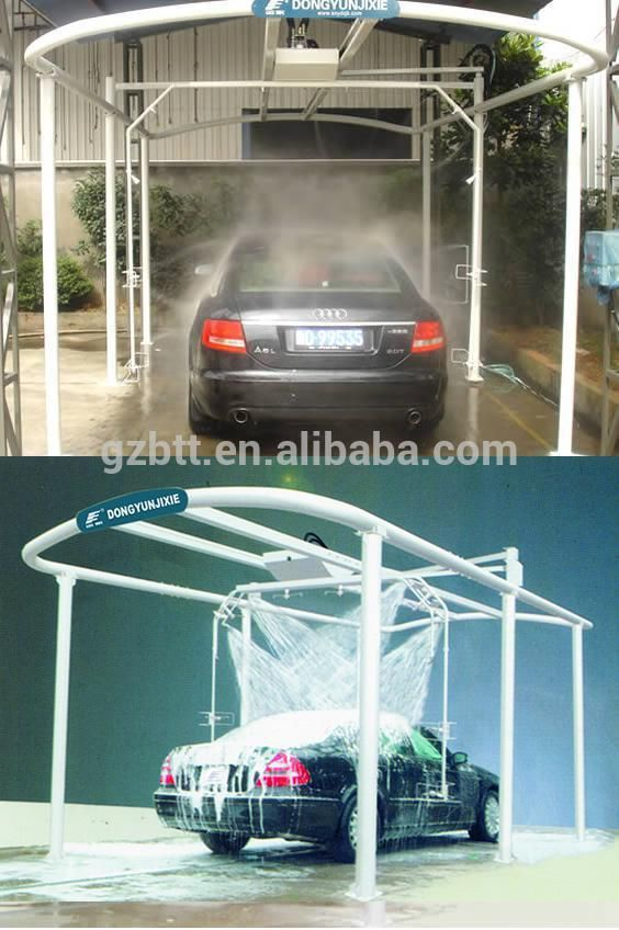 High Pressure Touchless Car Washing Machine Without Harm ...