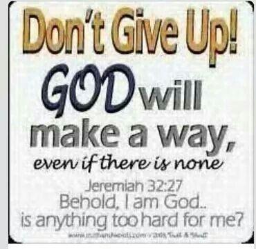 God Will Make A Way Bible Scripture Archidev