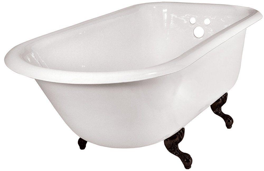 20 Small Bathtubs That Make Big Statements | Bathtub ideas, Bathtub ...