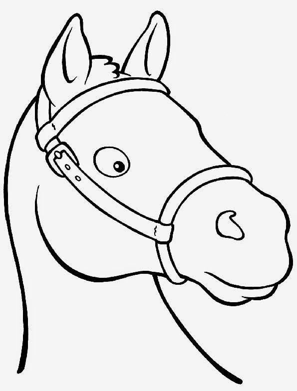 Мордочки лошади картинки для детей