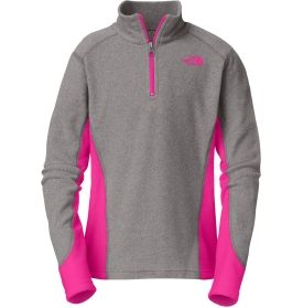 The North Face Girls Glacier Quarter Zip - Dicks Sporting Goods {I want this!}