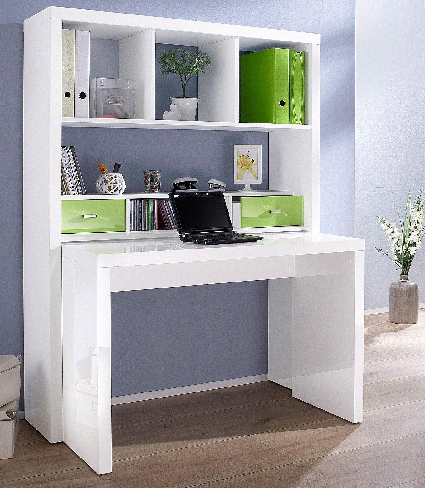 Bürowand Mit Ausziehbarem Schreibtisch 2021