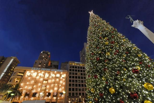 Things To Do For Christmas In San Francisco Christmas In San Francisco San Francisco Holiday Christmas Guide