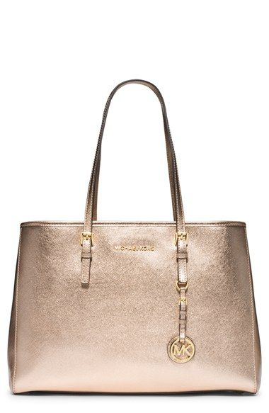 MICHAEL Michael Kors  Large Jet Set  East West Saffiano Leather Tote  Wowzers! I found what I want for Christmas lol 28843e666224c
