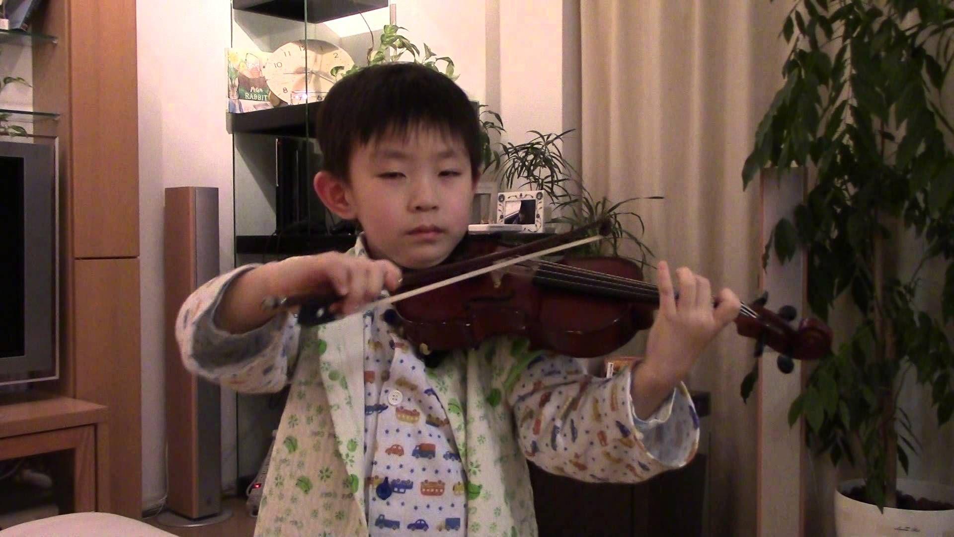 Park Art My WordPress Blog_Suzuki Violin Book 3 Gavotte