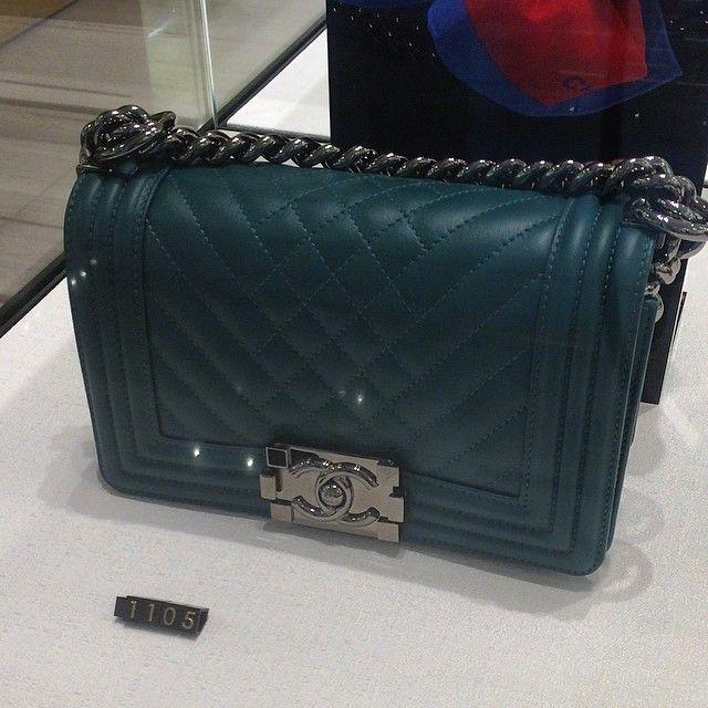 84002f626f59 Chanel Boy Bag Price: 1105 KD #Padgram | Handbags & shoes | Bags ...