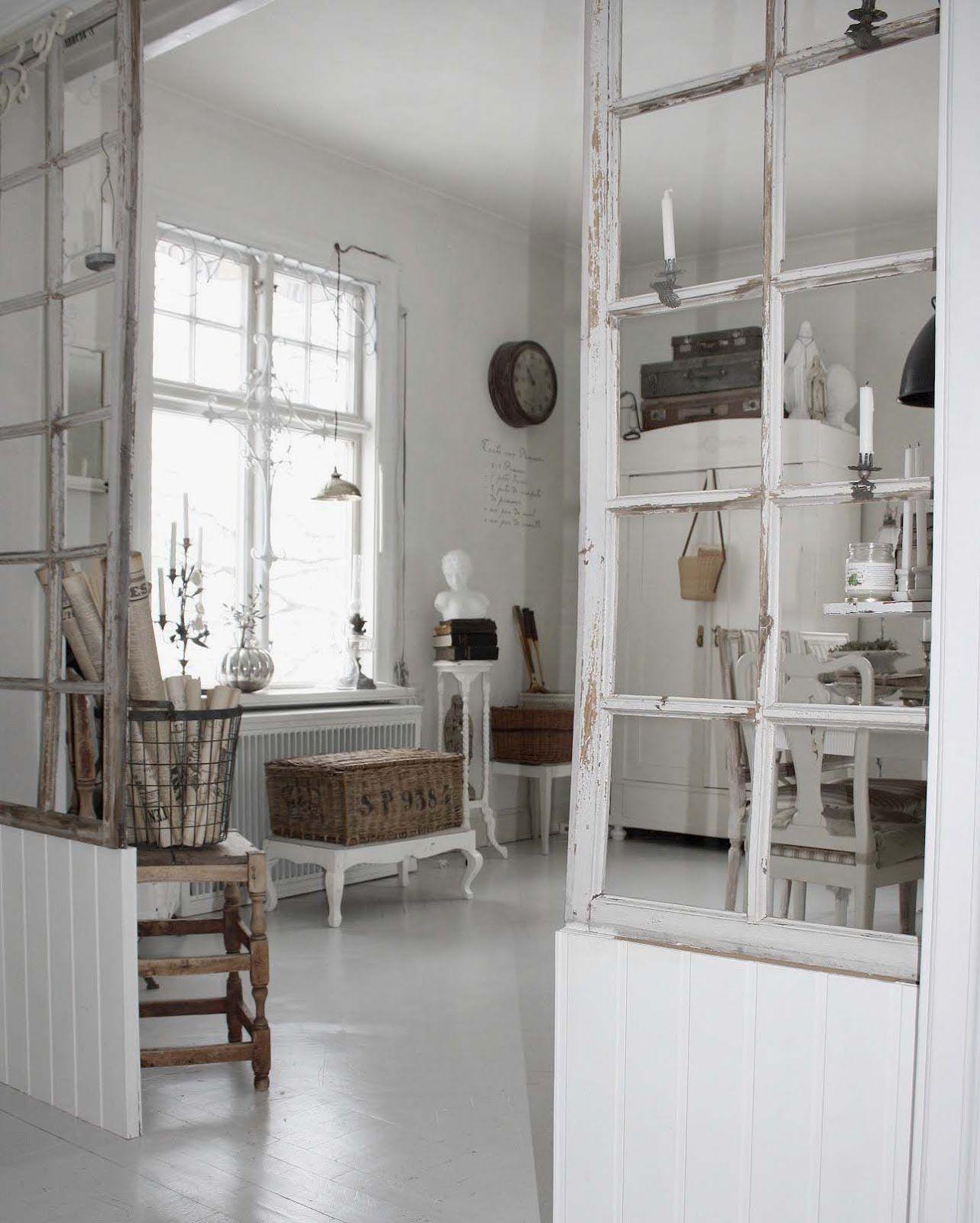 Room Divider Doors, Living Room