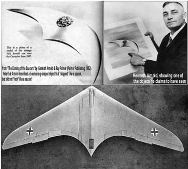Image result for Stealth Fighter - Hitler's Secret Weapons Recreated | Greatest Mysteries of World War II Images