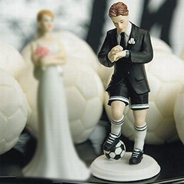 Hochzeitsfigur Fussballer Tortenfiguren Hochzeit Hochzeitstorte Lustig Hochzeit Lustig