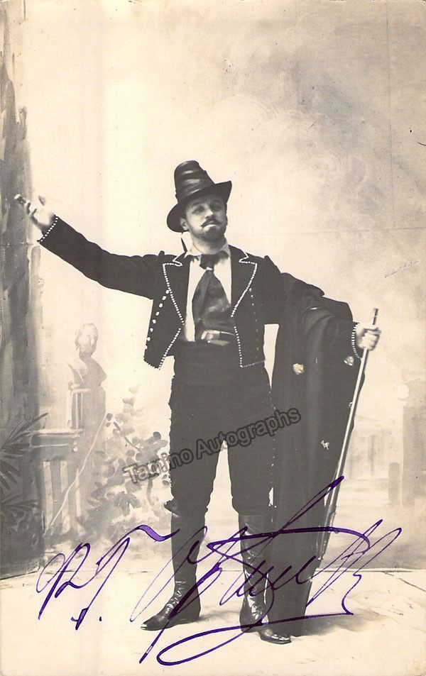 Oreshkevich, Feodor - Signed Photo Postcard