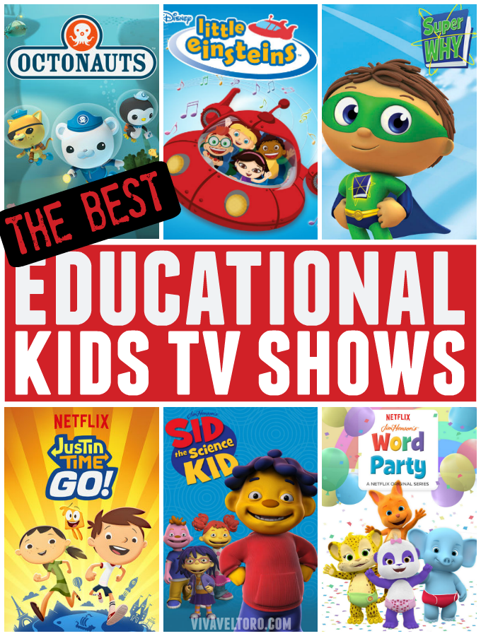 The best educational kids tv shows viva veltoro - Diy shows on netflix ...