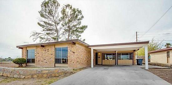 2701 Eads Pl El Paso Tx 79935 Zillow Renting A House El Paso House Styles