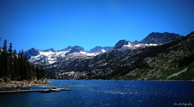 South Lake in the Eastern Sierras near Mammoth Lakes, California; Photo Credit: Ashley Lindley