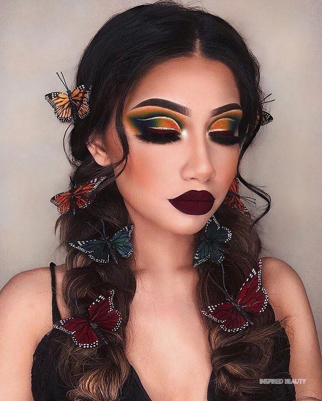 Halloween Makeup Ideas ( 38 Photos