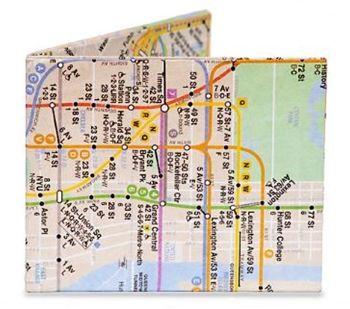 Dynomighty Tyvek Wallet NYC Subway 15.95 Mighty wallet
