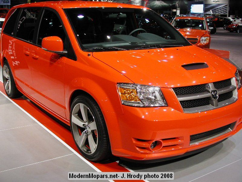 dodge caravan rt concept  Honda Accordetc  Pinterest  Dodge