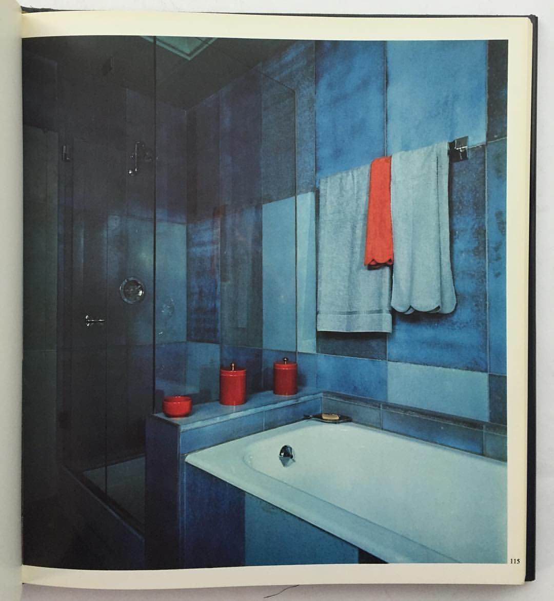 Deeply moving. Historic bathroom dream from the very great Jansen ...