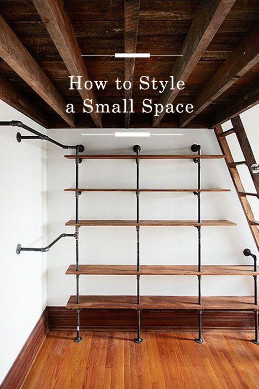 Great The Hudson Miller Shelves And DIY Loft / EBay