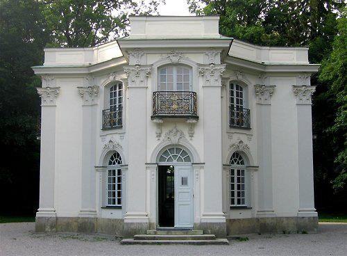 Die Pagodenburg, Schlosspark Nymphenburg, München