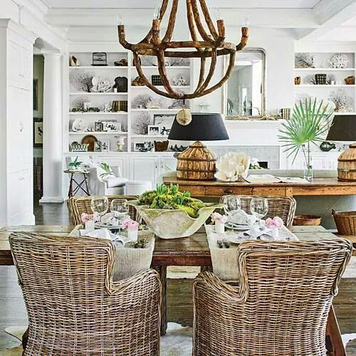 Dining And Living Room Furniture: British West Indies Interior Design