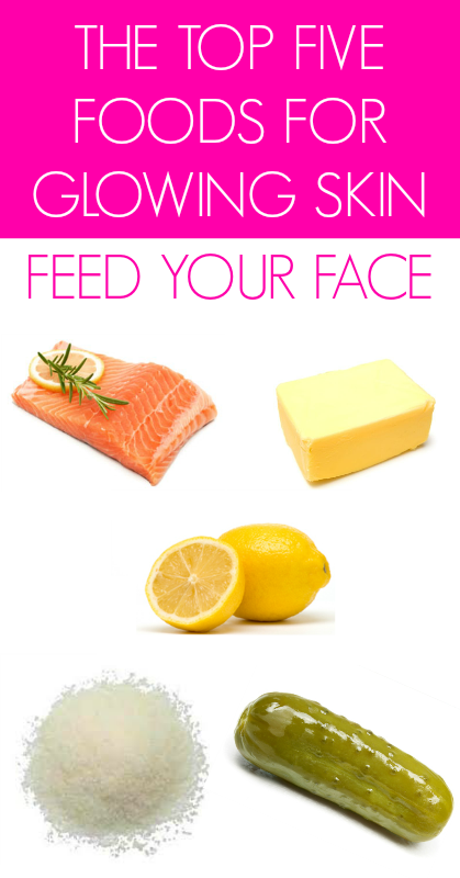 The Top Five Foods For Glowing Skin - Ancestral Nutrition