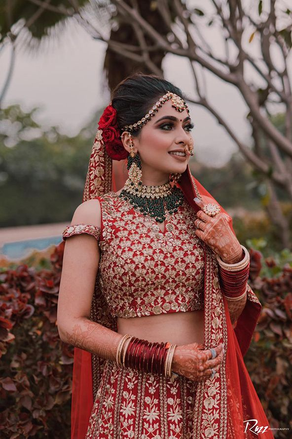 A Gorgeous Wedding With Majestic And Elegant Wedding Couture