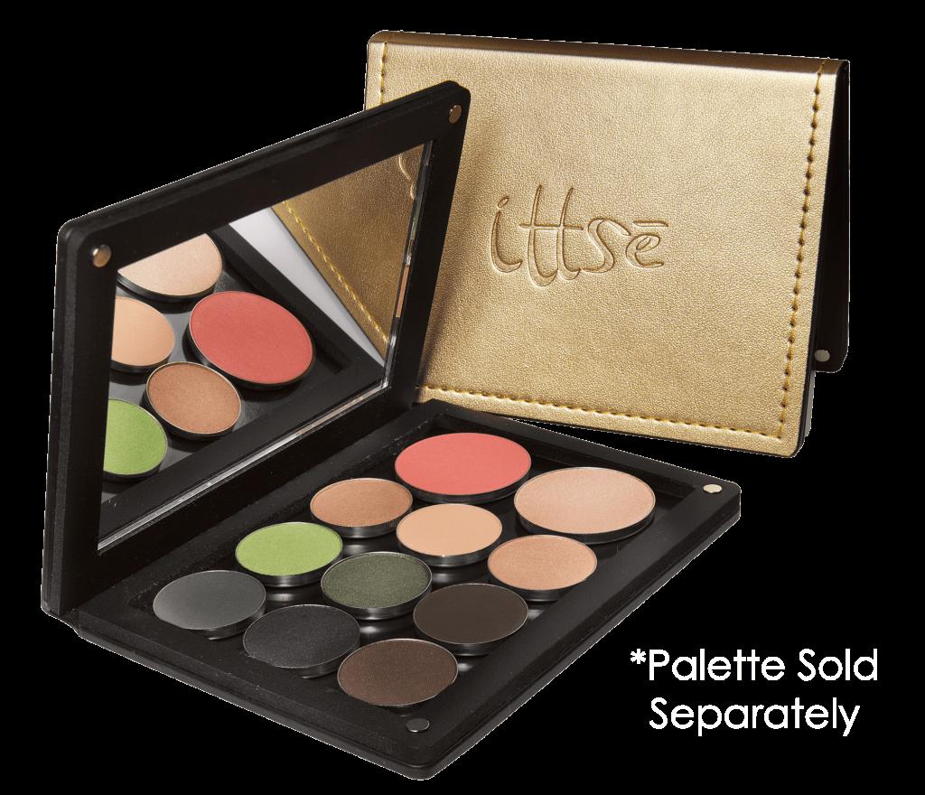 Ittsē Revolutionizing Customizable Cosmetics Eye palette