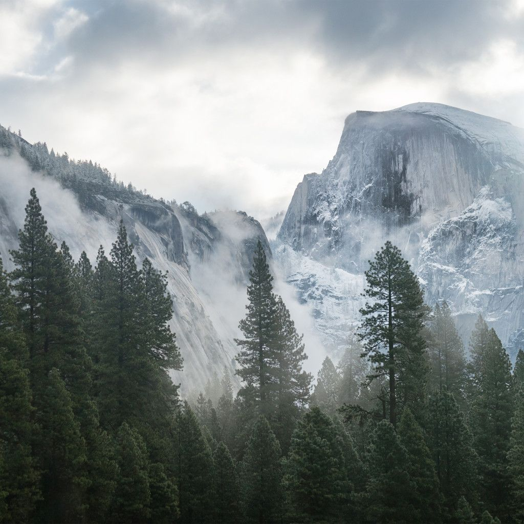 Os X Yosemite Dev Preview 6 Wallpapers For Iphone Ipad Iphone 6 Wallpaper Backgrounds Yosemite Wallpaper Nature Wallpaper