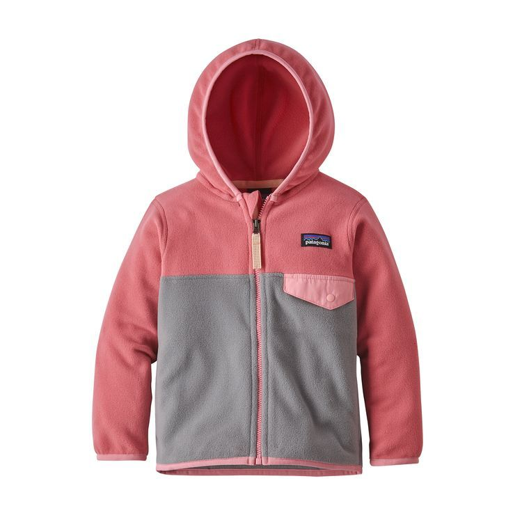 Baby Micro D 174 Snap T 174 Fleece Jacket Outdoor Outfit