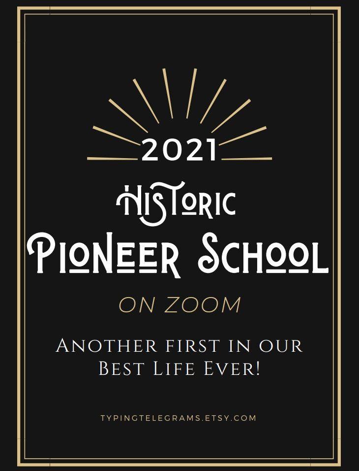 30 JW Pioneer School Zoom, JW Pioneer Gifts Best L