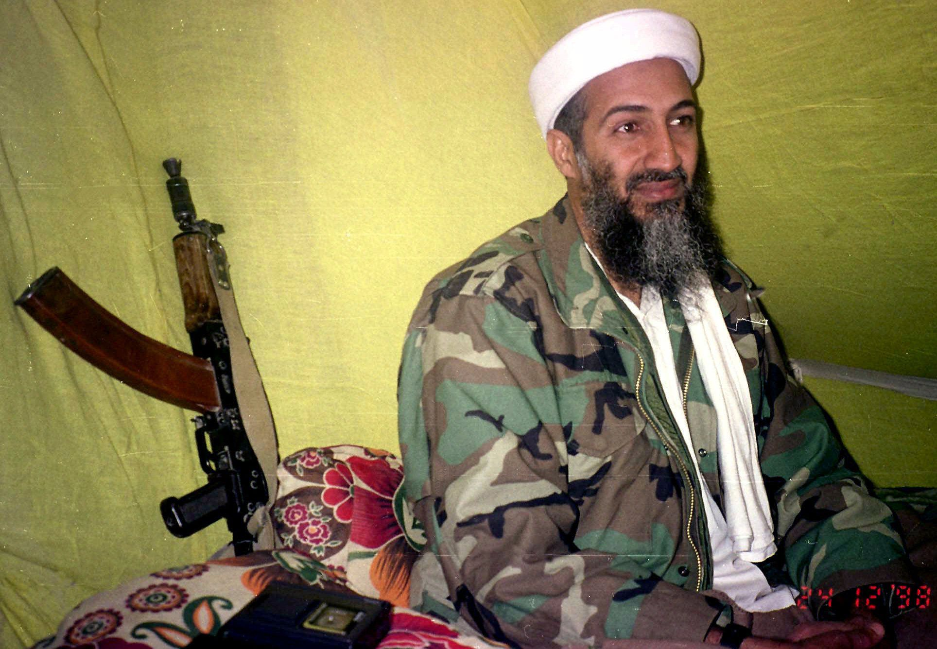 Osama Bin Laden's stepmother and sister killed in plane crash!
