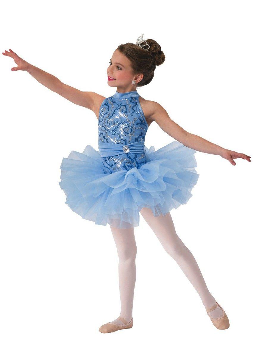 d487a78ef4 Fantasia Infantil Bailarina Meninas Azul Ballet Carnaval Halloween ...
