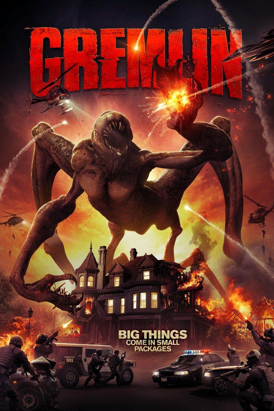 Gremlin 2017 horror thriller movie directed by ryan