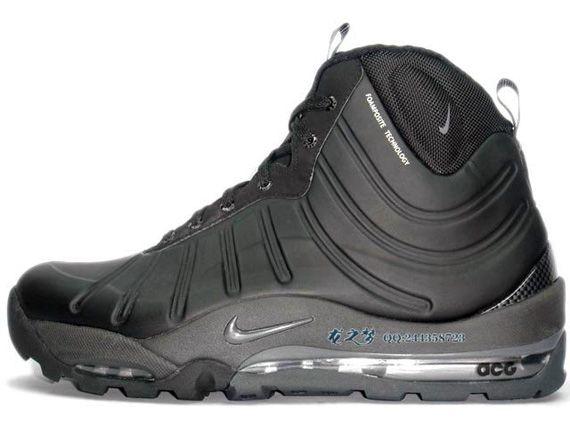 749e57eea179 Nike ACG Bakin  Posite Boot – Black -UGSoles.com Nike Boots Mens