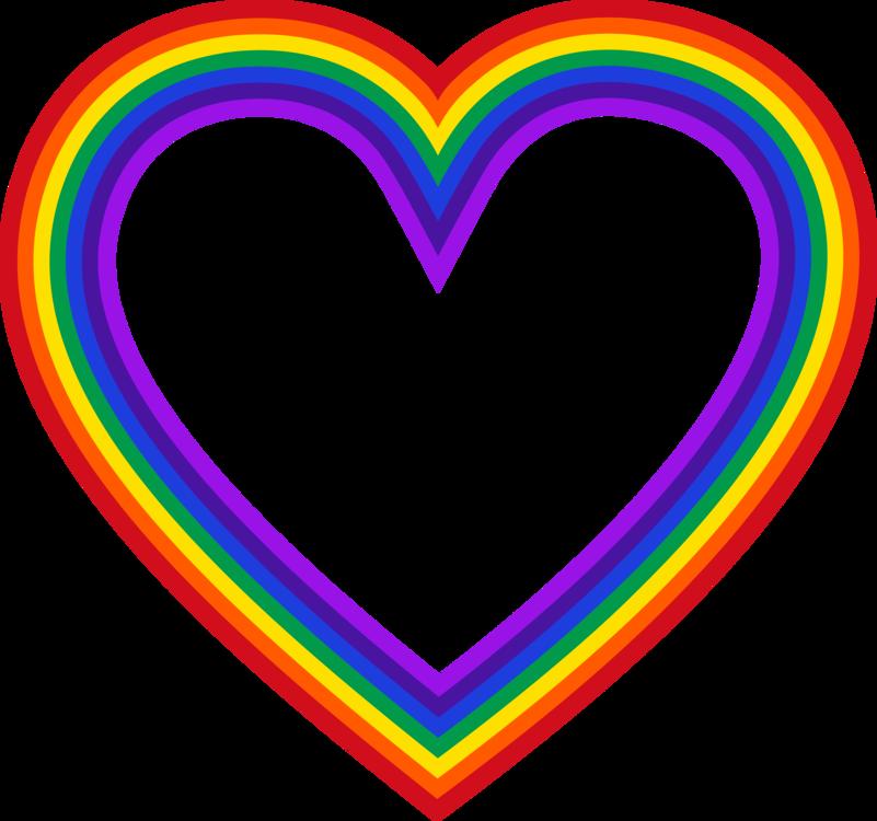 Rainbow Heart Drawing Cc0 Heart Organ Area Cc0 Free Download Heart Drawing Heart Organ Rainbow Heart
