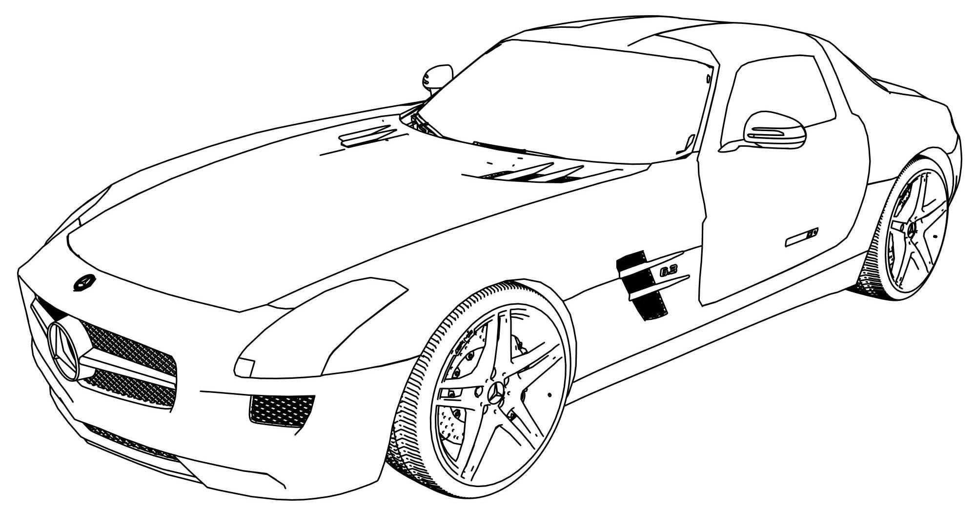 Mercedes Benz Sls Amg Coloring Pages Collection Hartford House Bathroom Vanity Accessories Vanity Accessories