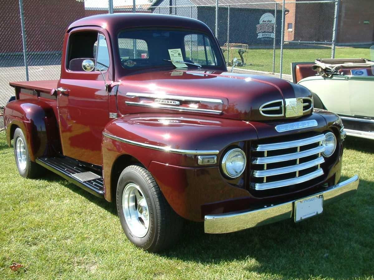 1948 Mercury pickup | Classic Cars and Trucks | Pinterest | Ford ...