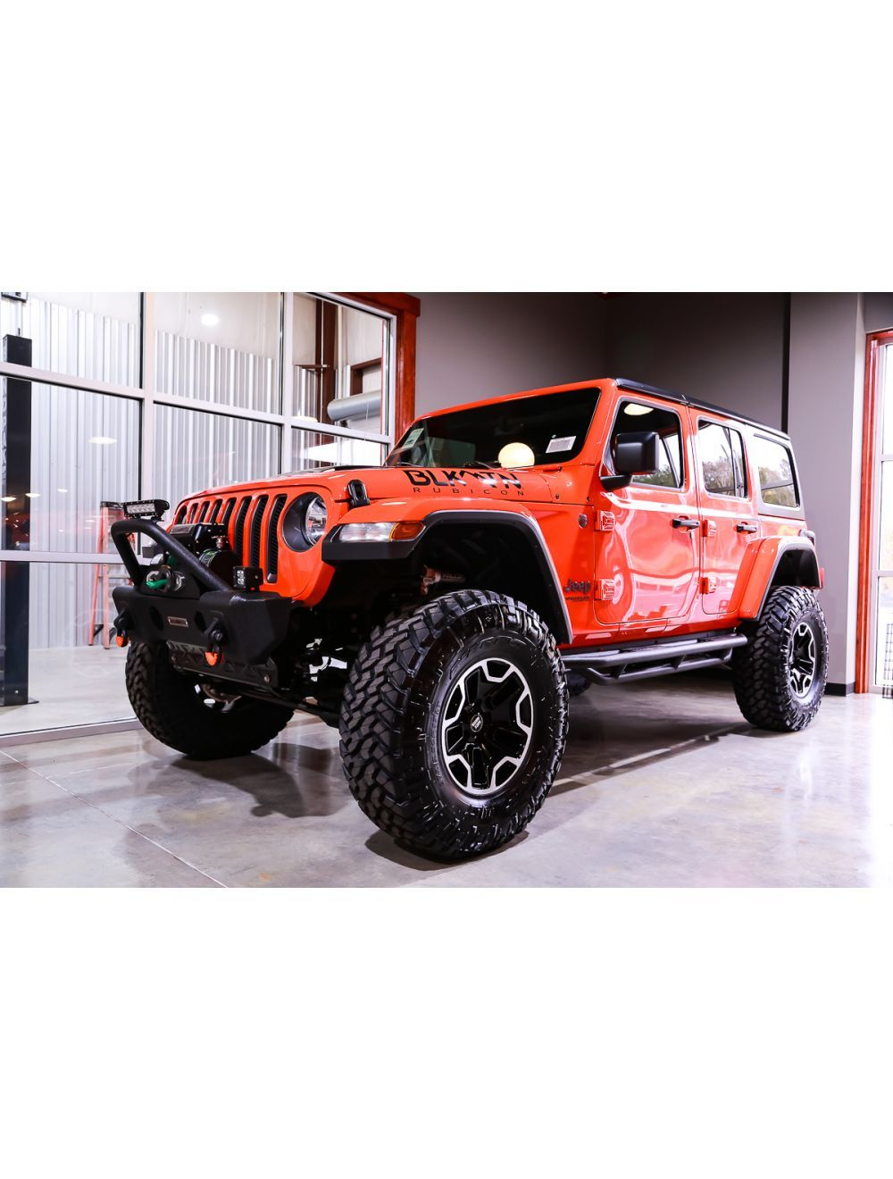 Custom Upfitted Jk Land Black Mountain Jeep 2018 Jeep Wrangler