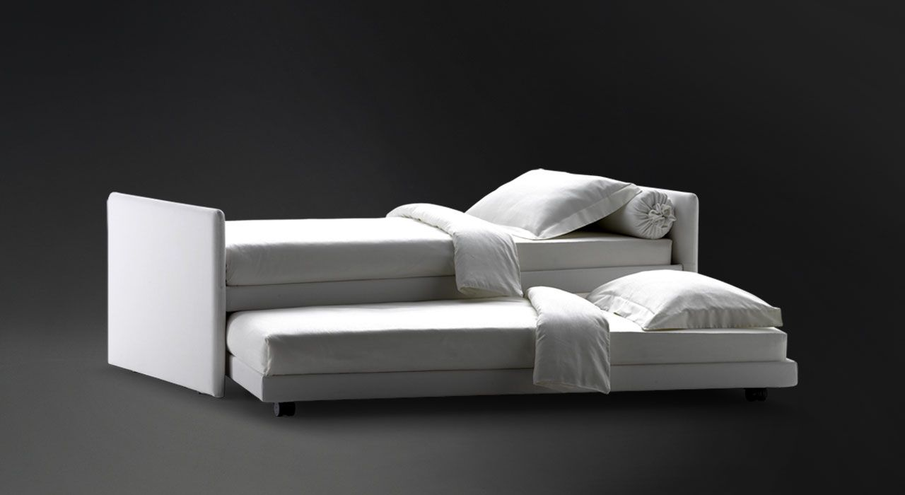 Divano Letto Singolo Flou.Flou Letto Singolo Duetto With Images Bed Single Bed One Bed
