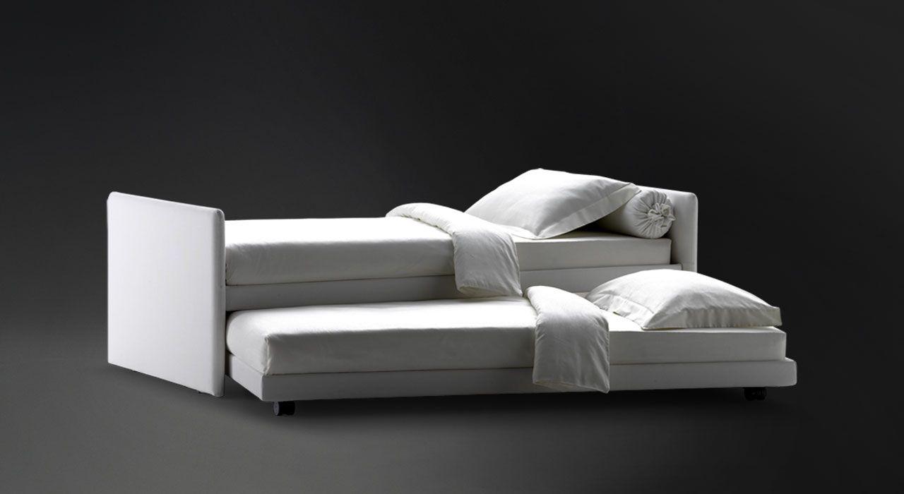 Flou | Letto Singolo Duetto | Beds