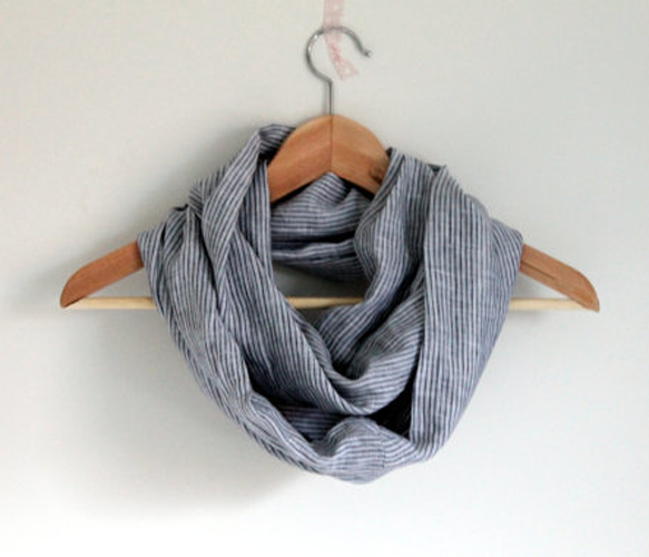 Striped Scarves by Amaya Handmade