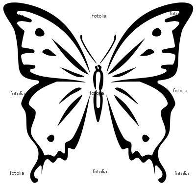 Plantillas para paredes gratis imagui manualidades - Plantillas de mariposas para pintar ...